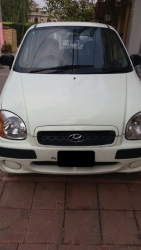 Car Hyundai Santro club 2008 Lahore