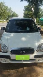 Car Hyundai Santro exec 2004 Islamabad-Rawalpindi