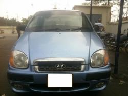 Car Hyundai Santro exec 2004 Karachi