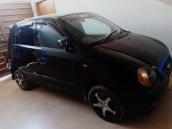 Car Hyundai Santro exec 2004 Liaquat pur