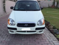 Car Hyundai Santro exec 2009 Islamabad-Rawalpindi
