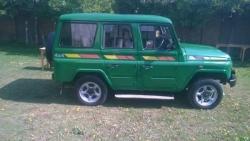 Car Isuzu Axiom 2014 Peshawer
