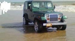 Car Jeep Wrangler 2014 Karachi