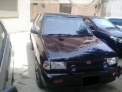 Car Kia Classic 2001 Islamabad-Rawalpindi