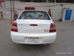 Car Kia Spectra 2001 Karachi