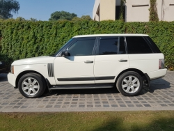 Car Land Rover Range rover 2007 Lahore