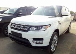 Car Land Rover Range rover 2015 Karachi