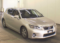 Car Lexus Is200 2011 Lahore