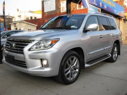 Car Lexus Lx570 2013 Hyderabad