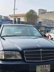 Car Mercedes C  class 1999 Islamabad-Rawalpindi