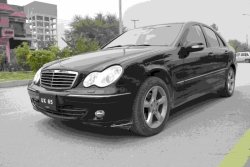 Car Mercedes C  class 2006 Peshawer
