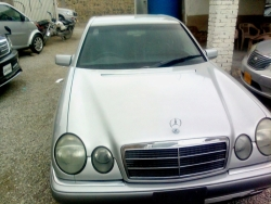 Car Mercedes E class 1997 Quetta