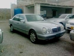 Car Mercedes E class 1998 Quetta