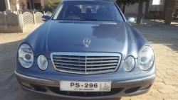 Car Mercedes E class 2003 Faisalabad