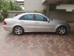 Car Mercedes E class 2004 Islamabad-Rawalpindi