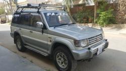 Car Mitsubishi Pajero 1991 Karachi