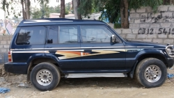 Car Mitsubishi Pajero 1995 Islamabad-Rawalpindi
