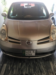 Car Nissan Path finder 2007 Lahore