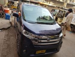 Car Nissan Path finder 2014 Karachi