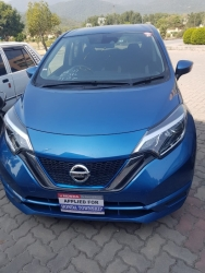 Car Nissan Path finder 2017 Islamabad-Rawalpindi