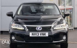 Car Lexus Is200 2013 Faisalabad