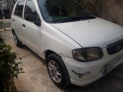 Car Suzuki Alto 2003 Kamra