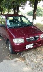 Car Suzuki Alto 2004 Islamabad-Rawalpindi