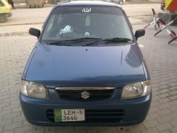 Car Suzuki Alto 2007 Islamabad-Rawalpindi