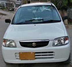 Car Suzuki Alto 2008 Karachi