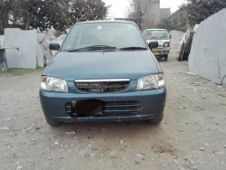 car suzuki alto 2009 islamabad rawalpindi 26246