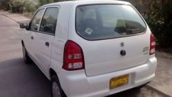 Car Suzuki Alto 2009 Lahore