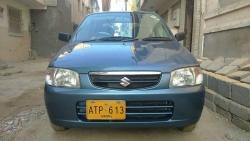 Car Suzuki Alto 2010 Karachi