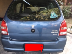 Car Suzuki Alto 2011 Hyderabad