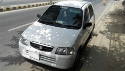 Car Suzuki Alto 2011 Lahore