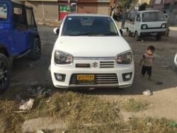 Car Suzuki Alto 2016 Bahawalpur