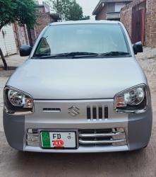 Car Suzuki Alto 2019 Faisalabad