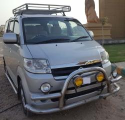 Car Suzuki APV 2012 Multan
