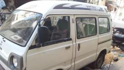 Car Suzuki Bolan 2005 Karachi