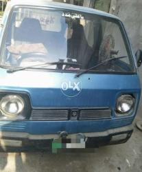 buy used 2001 suzuki bolan car in lahore