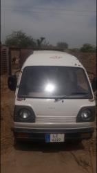 Car Suzuki Bolan 2005 Mailsi