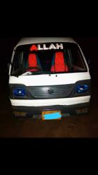 Car Suzuki Bolan 2005 Talagang