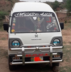 Car Suzuki Bolan 2007 Islamabad-Rawalpindi