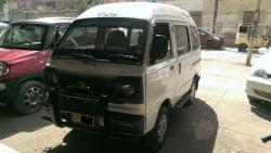Car Suzuki Bolan 2009 Karachi