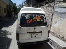 Car Suzuki Bolan 2009 Lahore