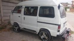 Car Suzuki Bolan 2011 Peshawer