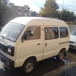 Car Suzuki Bolan 2016 Islamabad-Rawalpindi
