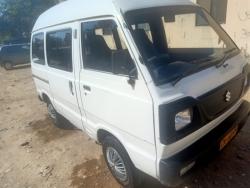 Car Suzuki Bolan 2018 Karachi