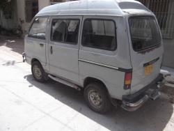 Car Suzuki Bolan gl 2002 Islamabad-Rawalpindi
