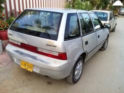 Car Suzuki Cultus 2005 Karachi