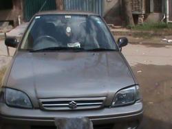 Car Suzuki Cultus 2006 Lahore